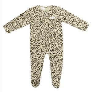 Kardashian Kids Leopard Onesie